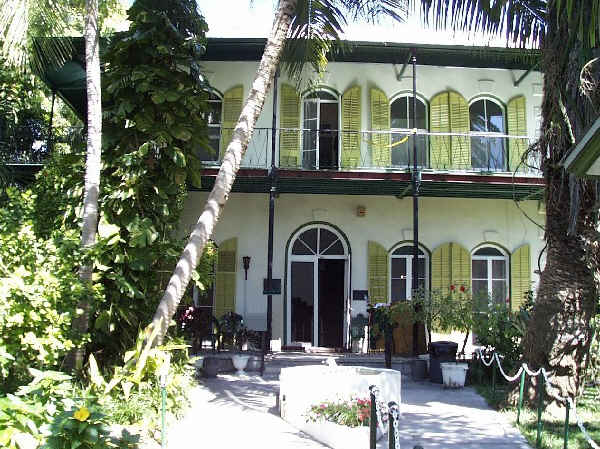 Hemingway Home Key West Florida