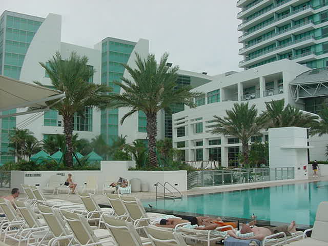 Weston Diplomat Hotel, Hollywood Florida