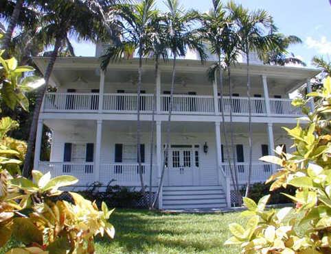Truman White House Key West Florida