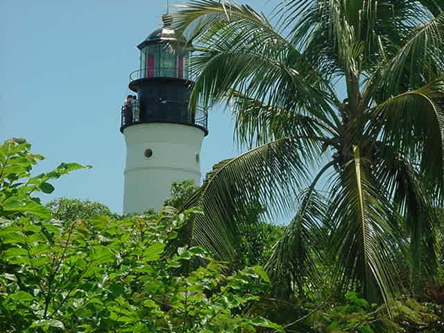 Old Lighthouse Key West Florida