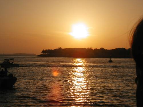 Sunset Mallory Square Key West