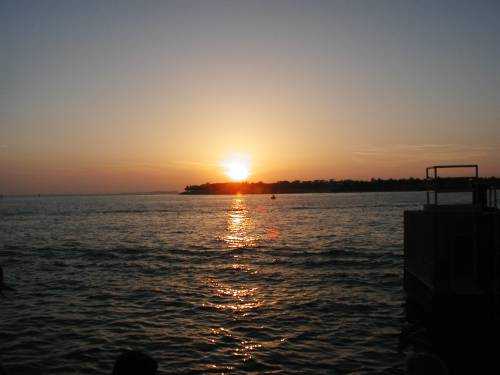 Sunset Mallory Square Key West