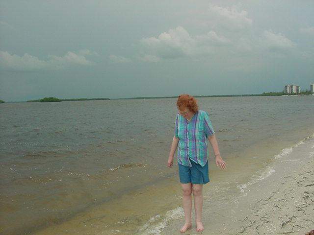 me on Sanibel Island Florida