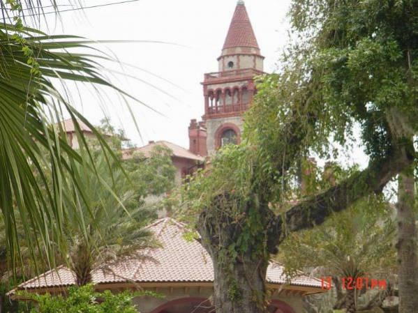 Flagler College St Augustine Florida old Ponce De Leon Hotel