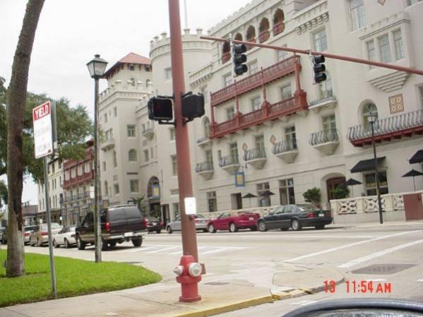Lightner Museum and City Hall St Augustine Florida
